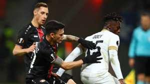 Stephen Odey - Bayer Leverkusen vs. FC Zurich