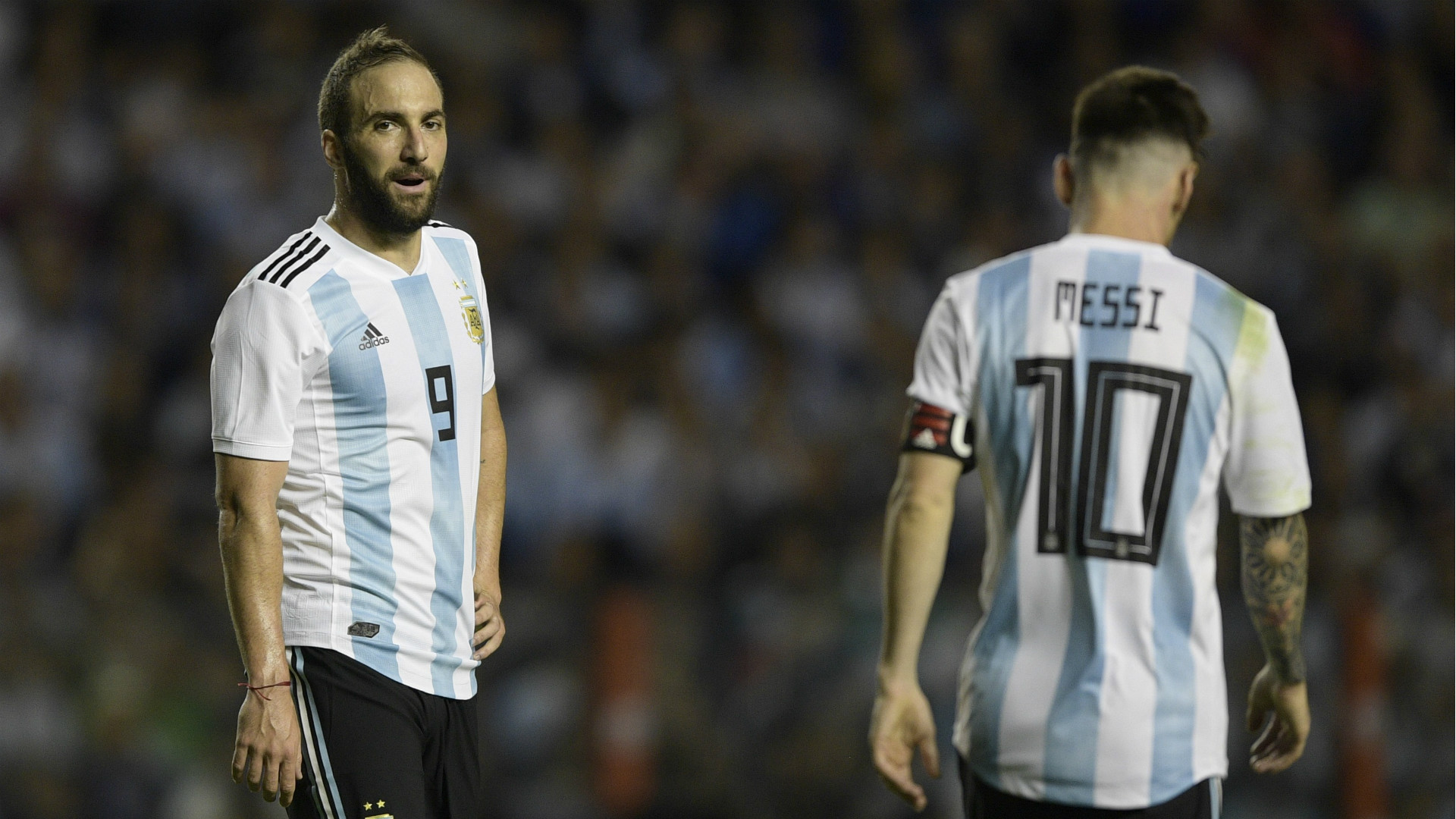 Chelsea's Gonzalo Higuain retires from global football with Argentina