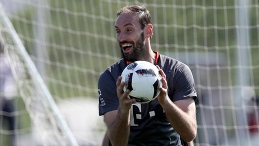 Tom Starke Bayern Munich