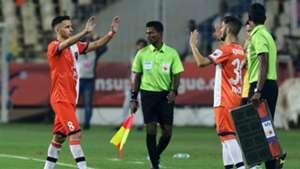 Ferran Corominas Zaid Krouch FC Goa ISL 5