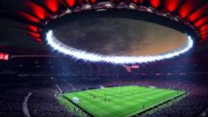Wanda Metropolitano FIFA 19 screenshot