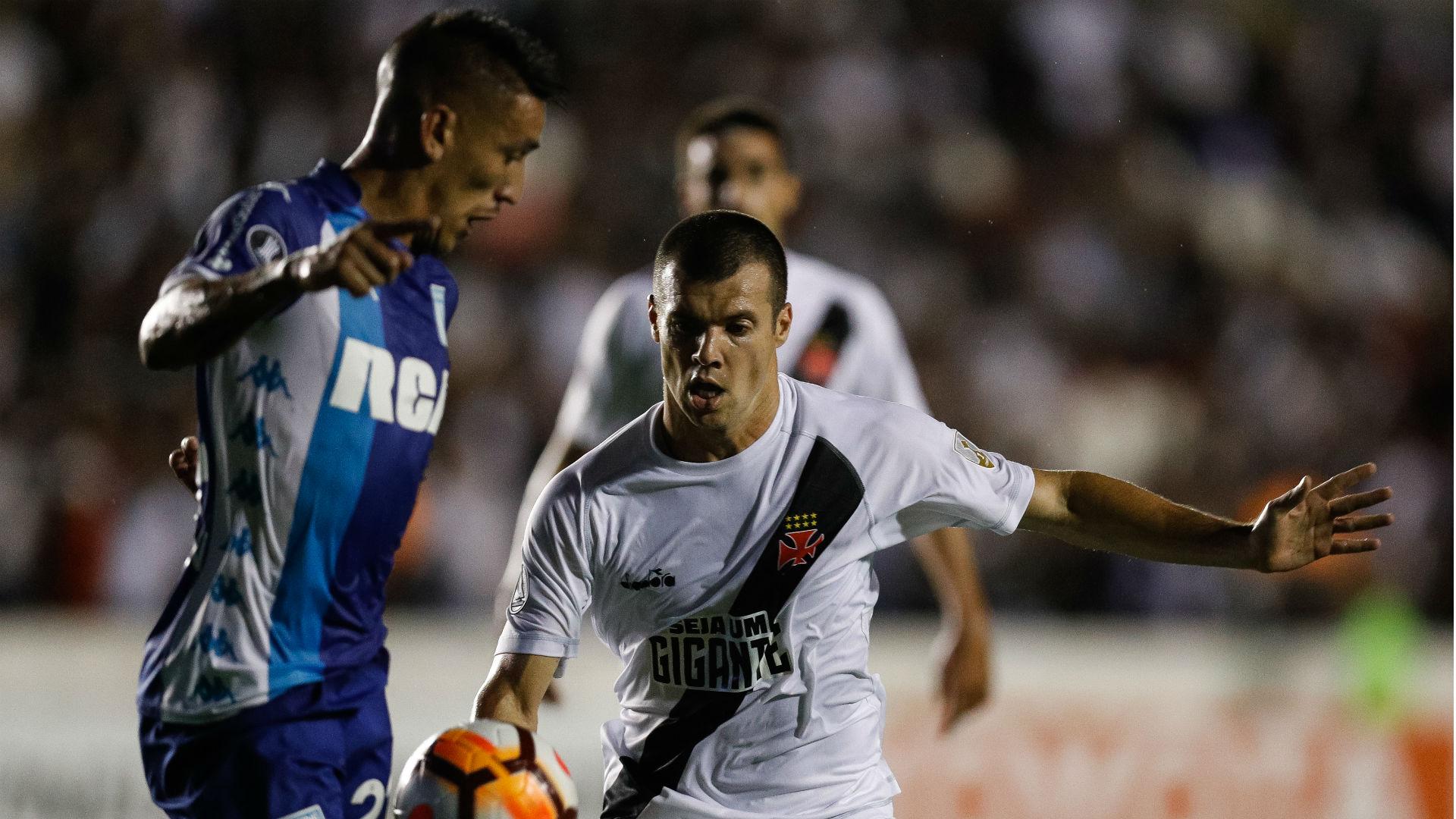 Wagner Vasco Racing Libertadores 26 04 2018