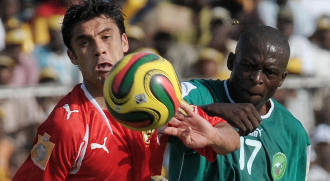 الأهلي ضد القطن الكاميروني 2008