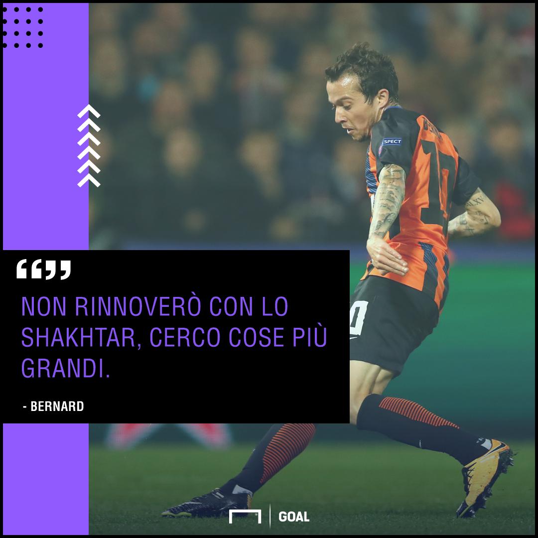 Inter, Ausilio a Roma: occhi su Strootman e 2 brasiliani dello Shakhtar