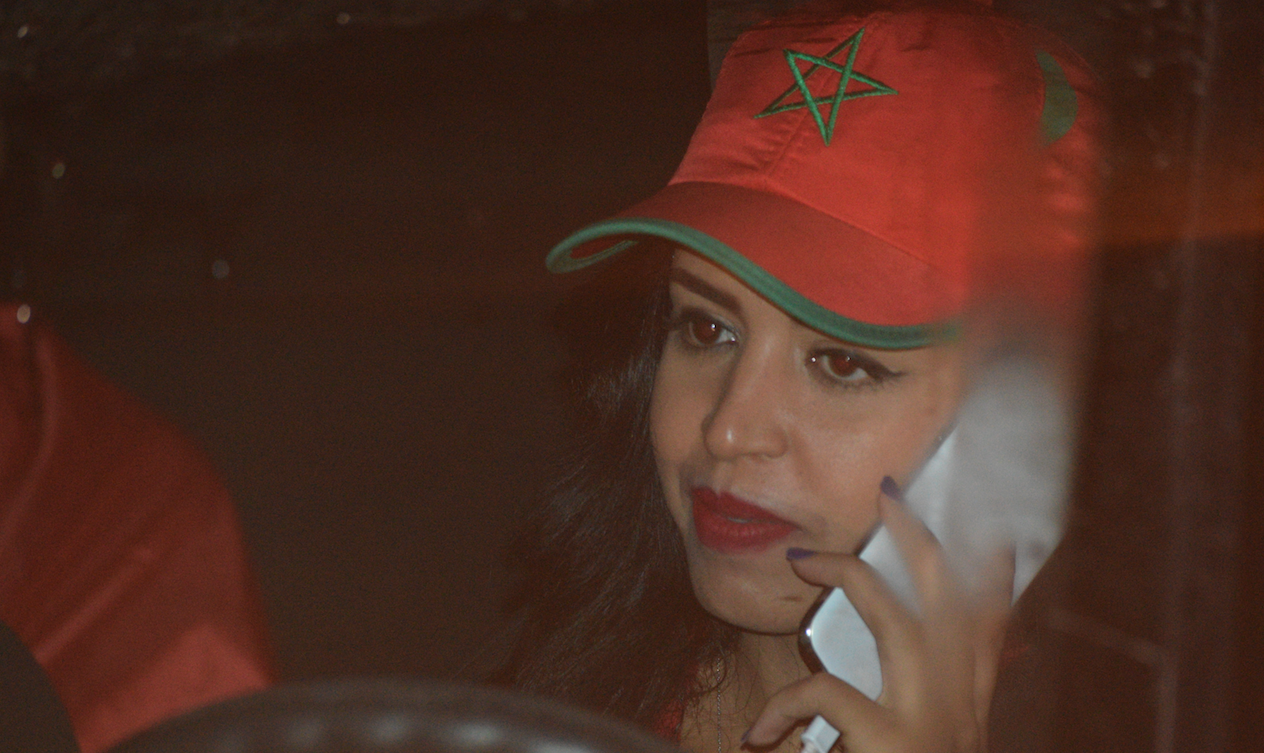 moroccan fans - by mahmoud-maher