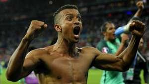 Nani Euro 2016 Portugal v Wales