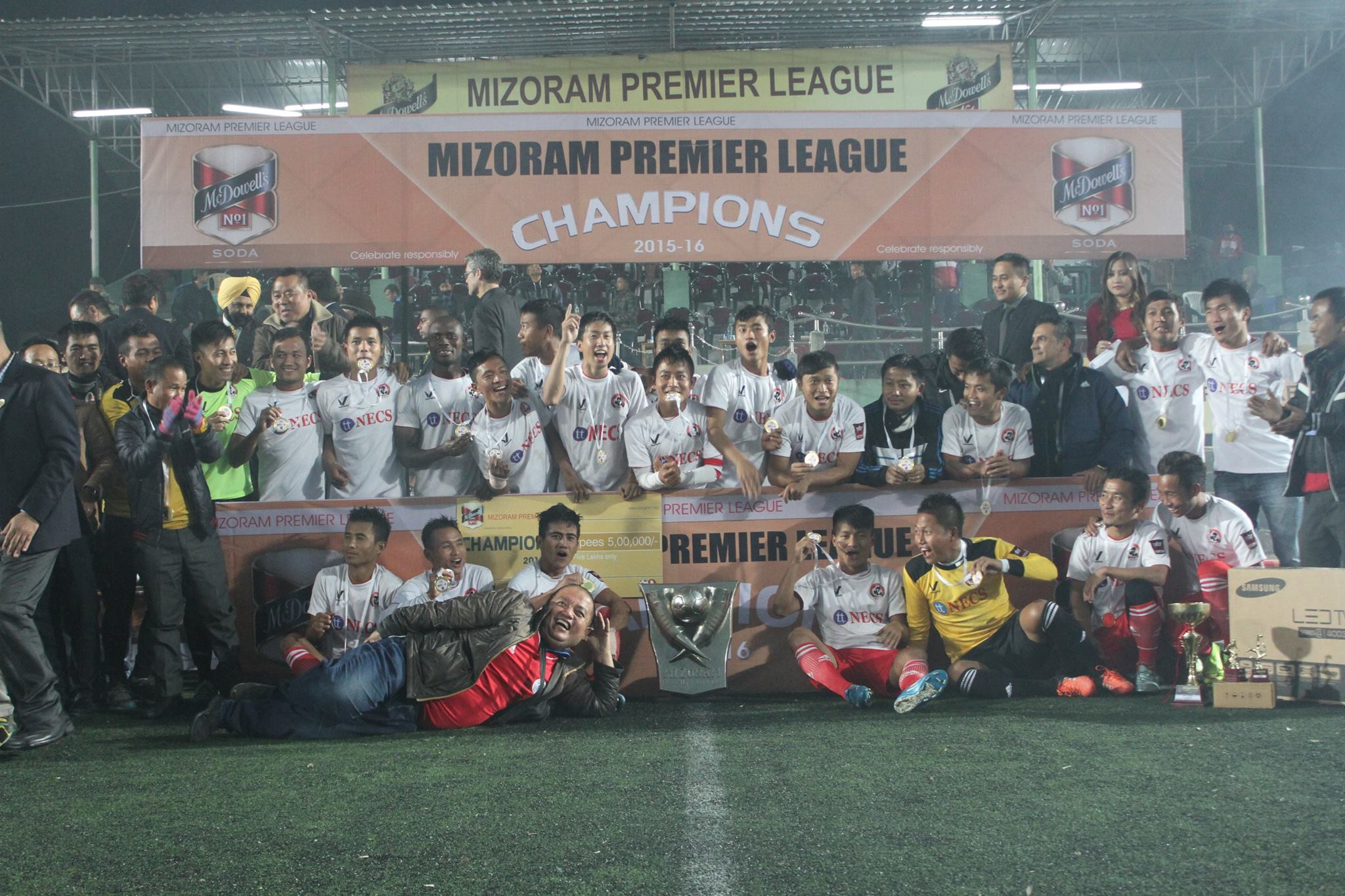 Aizawl FC Mizoram Premier League 2015