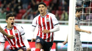 Álan Pulido Chivas Liga MX