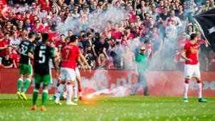 AZ - Feyenoord, KNVB Beker 04222018