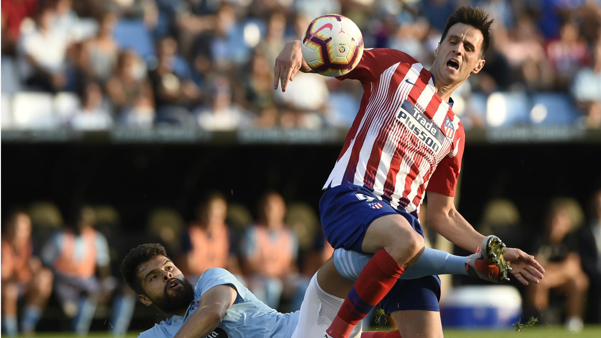 Atletico Madrid, Kalinic: