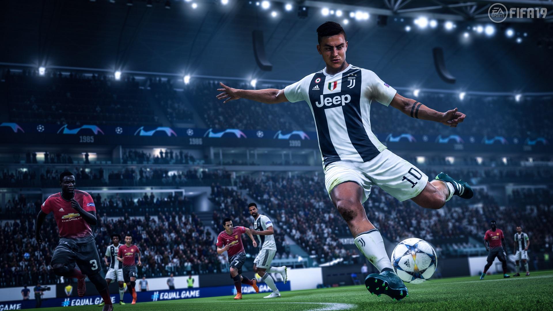 FIFA 19 Timed Finishing