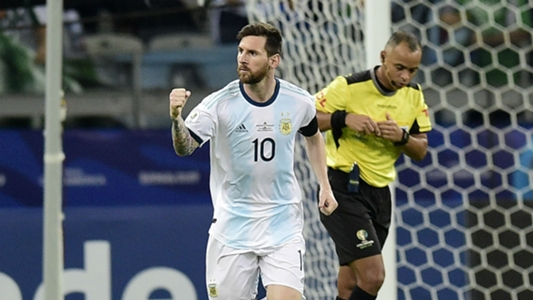 VIDEO-Highlights, Copa America: Argentinien - Paraguay 1:1