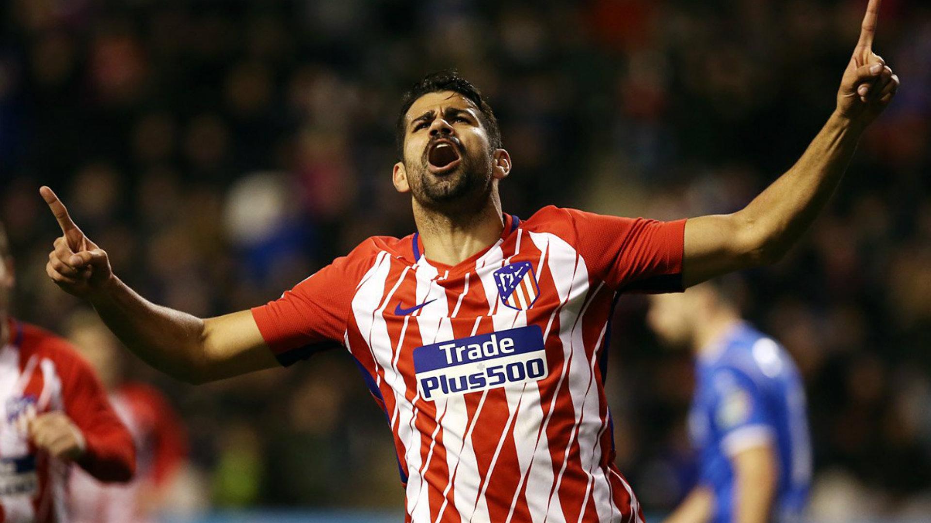 Correa abrió el camino para Atlético de Madrid