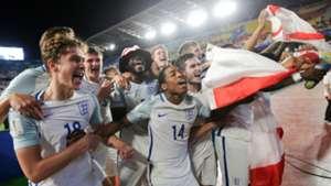 England U20 World Cup