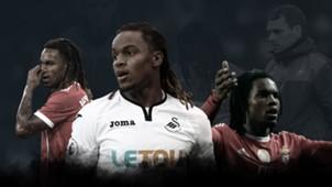 Renato Sanches GFX Bayern Swansea