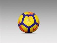 Nuevo balón invierno LaLiga 2017-2018