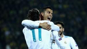 Gareth Bale Cristiano Ronaldo Real Madrid
