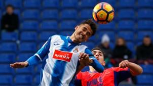 Diego Reyes Espanyol 2017 La Liga