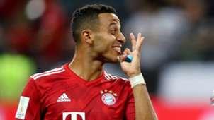 Thiago Alcantara FC Bayern