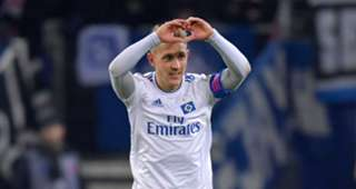 Lewis Holtby HSV 0219