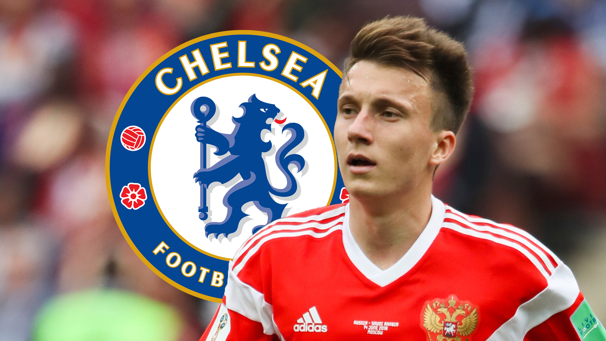 Russian Federation star Golovin set to join Blues instead of Juventus