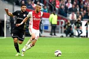 Hakim Ziyech Ajax Lyon