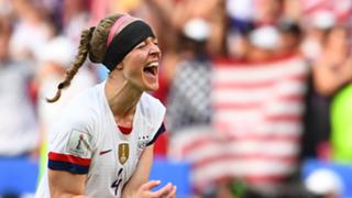 Becky Sauerbrunn USA 2019