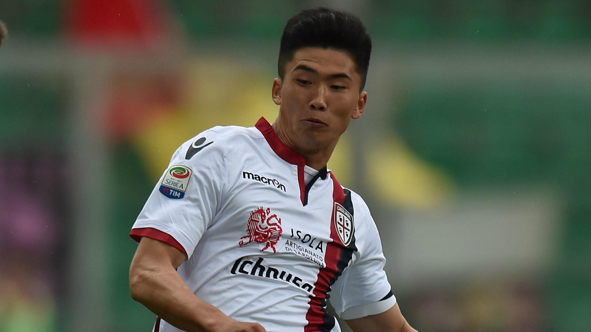 Kwang-Song Han Palermo Cagliari Serie A