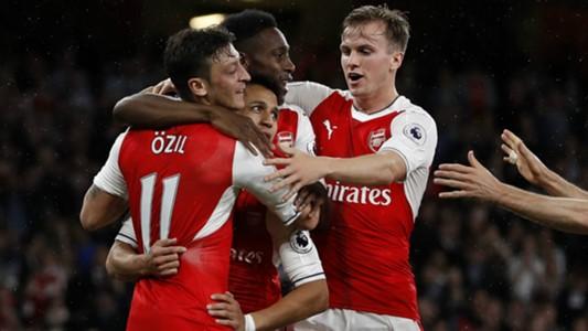 Mesut Ozil Arsenal Premier League