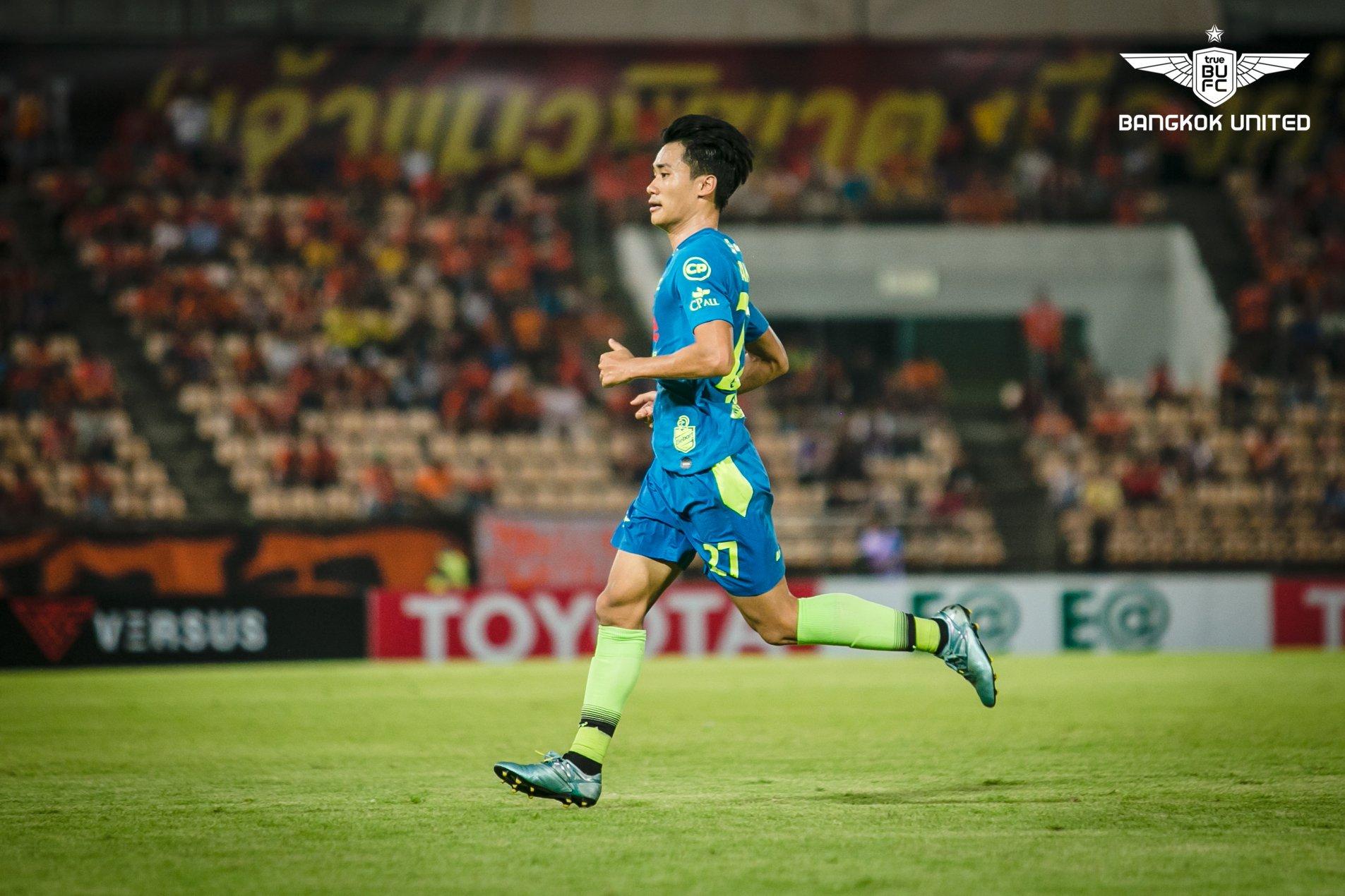 ผลการค้นหารูปภาพสำหรับ Toyota Thai League Young Player of the Week 5 : อานนท์ อมรเลิศศักดิ์