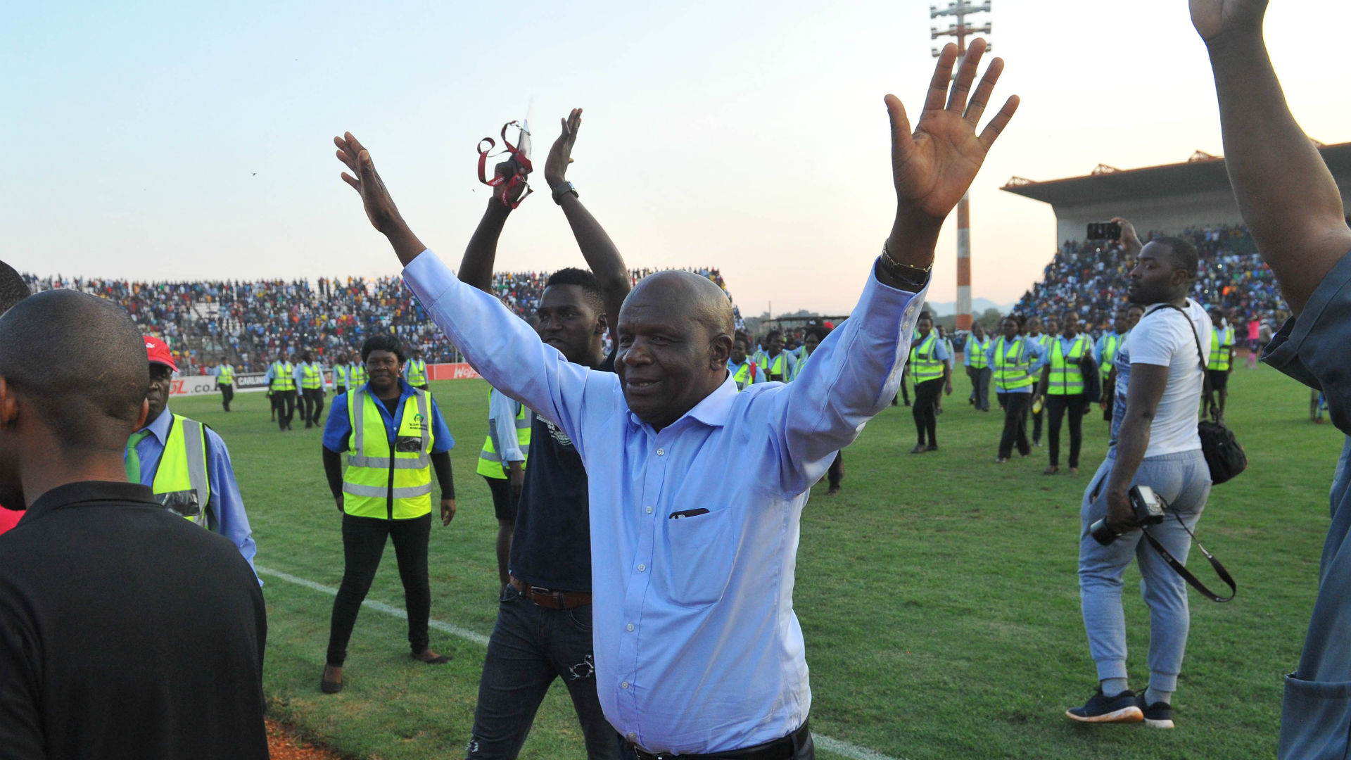 Black Leopards boss David Thidiela