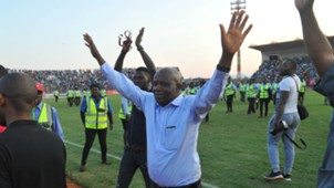 Black Leopards boss David Thidiela