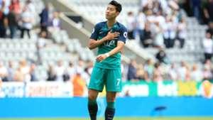 Heung Min Son Tottenham Premier League