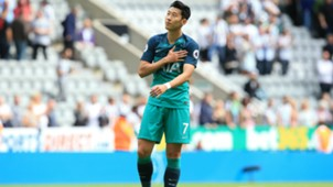 Heung Min Son Tottenham Premier League