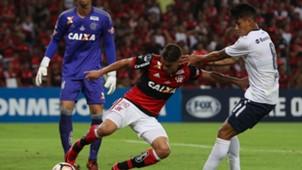 Gustavo Cuellar Maximiliano Meza Flamengo Independiente Sudamericana 13122017