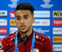 محمد المسلمي - لاعب عمان