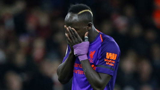 Sadio Mane's house burgled during Reds' Champions League clash with Bayern