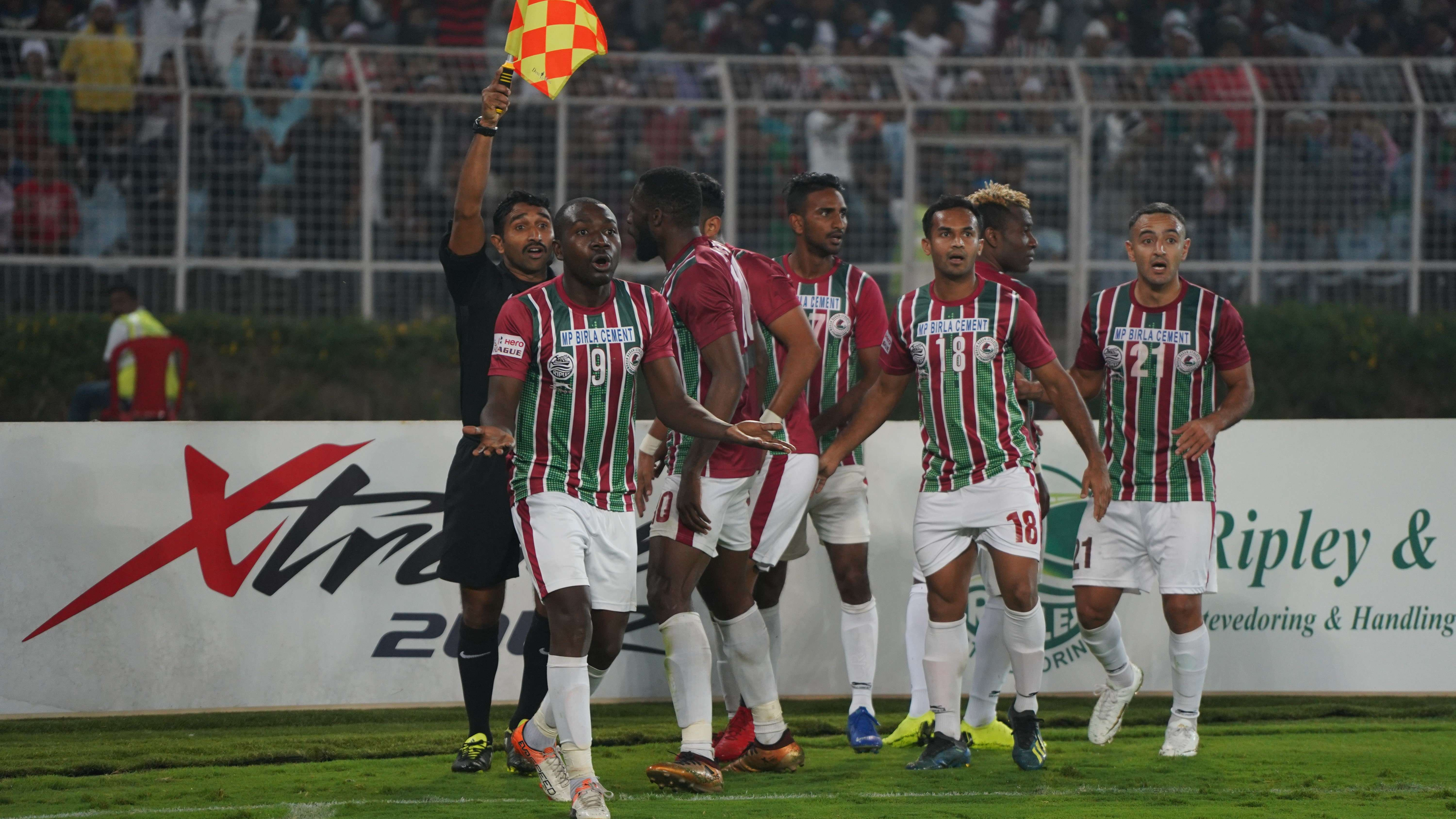 Mohun Bagan v East Bengal Match Report, 27/01/19, I-League | Goal com
