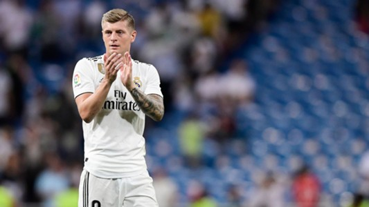 Toni Kroos Real Madrid 19082018