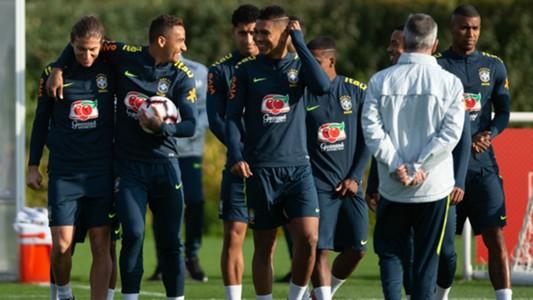 Brazil training 08102018