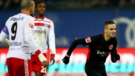 Mijat Gacinovic Eintracht Frankfurt Bundesliga 12122017
