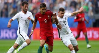 Andre Silva Portugal New Zealand Confederations Cup