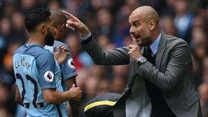 Gael Clichy Pep Guardiola Manchester City