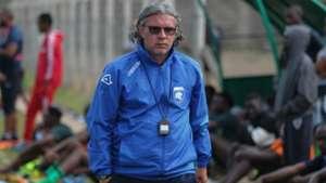 AFC Leopards coach Nikola Kavazovic.