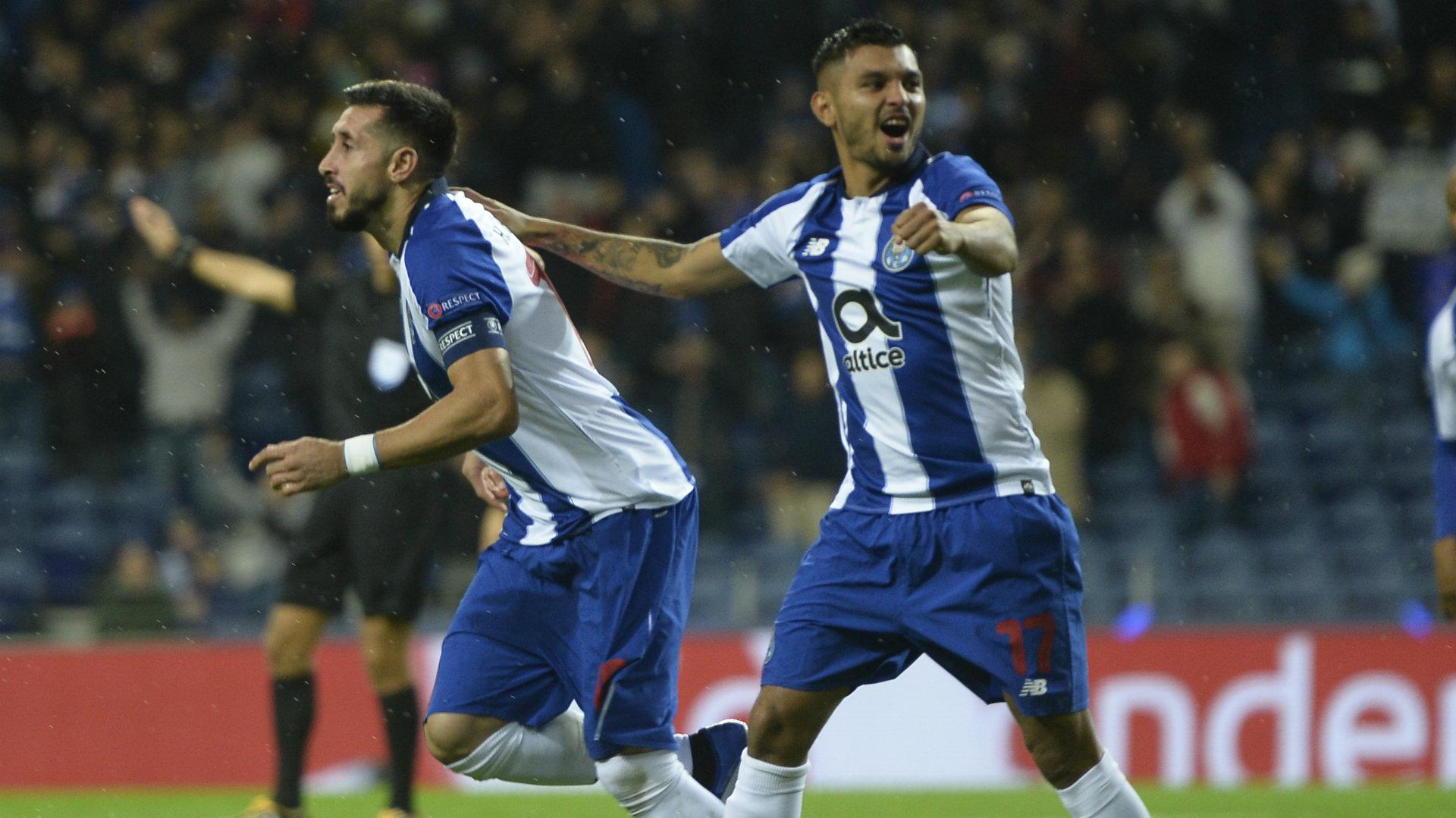 Porto Champions League 2018