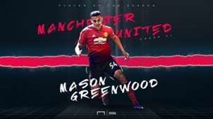 Mason Greenwood Manchester United Young Player of the Season
