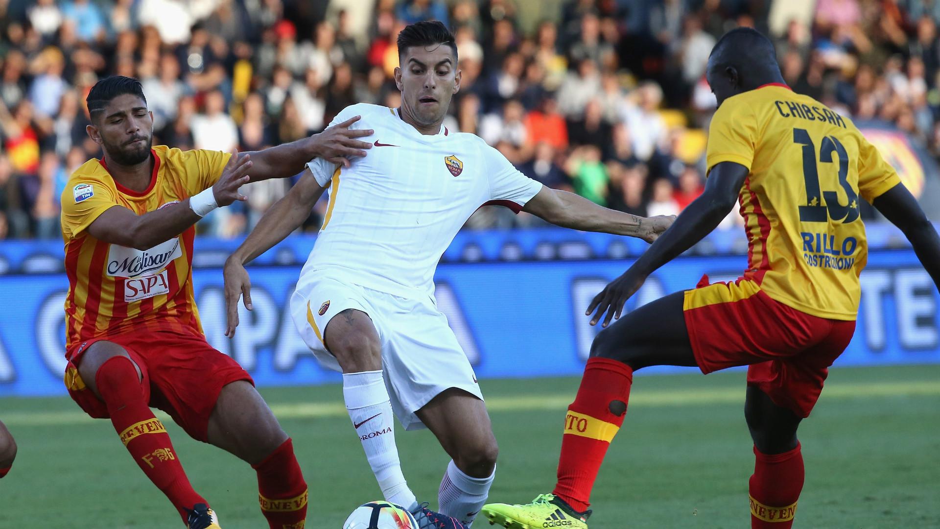 Roma, test fondamentale contro il Napoli. Pochi dubbi di formazione