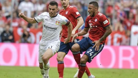 Corentin Tolisso Bayern 15092018