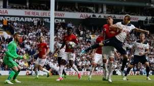 Harry Kane Tottenham v Man United