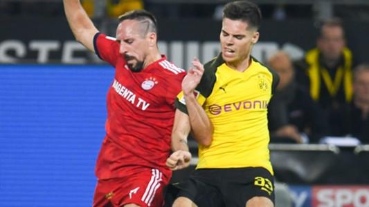 Julian Weigl Dortmund Bayern 10112018